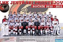 LHK Jestřábi Prostějov 2010/2011