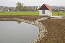 V Krumsíně na Prostějovsku uvedou do provozu čistírnu odpadních vod. Díky tomu ubude další z větších znečišťovatelů vody v oblasti turisticky využívané Plumlovské přehrady.