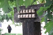 Sochařské sympozium Hany Wichterlové v Prostějově