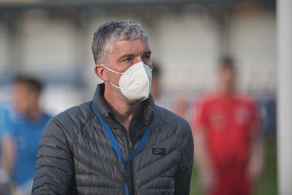 Prostějov prohrál doma s Hradcem Králové 1:2.Petar Aleksijevič