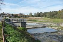 Rybník Bidelec v Plumlově - revitalizace