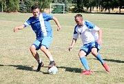 V Krumsíně se odehrál 22. ročník turnaje v malé kopané a vítězem se stal tým FC Pivo