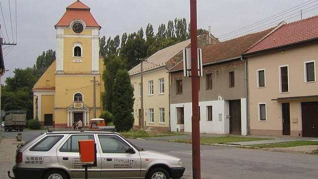 Soutěže o Vesnici kraje 2009 se účastní i Mostkovice