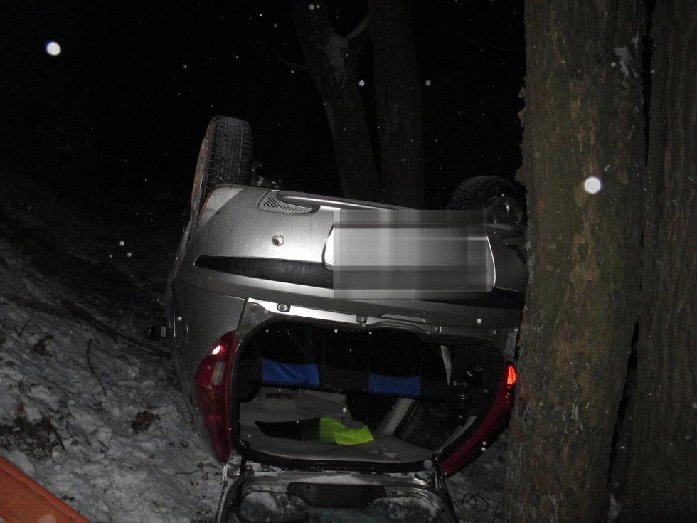 Nehoda u Dzbele