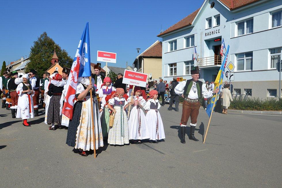 Sraz Hanáků, Čechy pod Kosířem, 2018