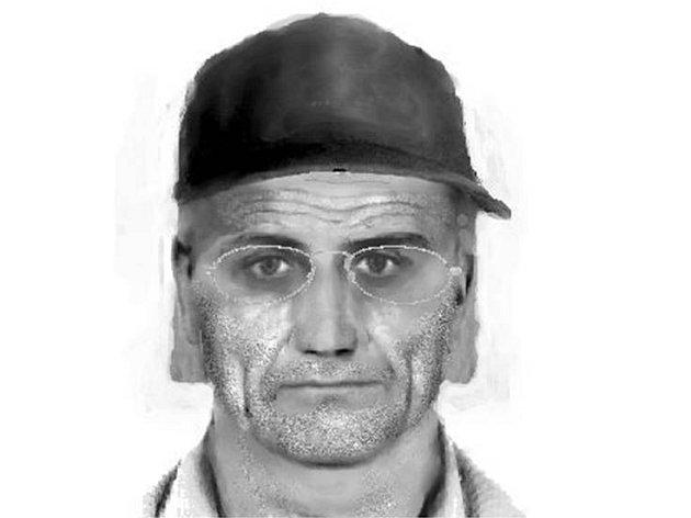 Identikit pachatele vraždy v Okružní ulici v Prostějově