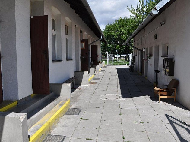 Azylový dům a noclehárna v Prostějově