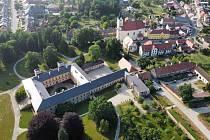 Zámek Čechy pod Kosířem na Prostějovsku