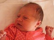 Veronika Šimková, Prostějov, narozena 14. září v Prostějově, míra 49 cm, váha 2750 g