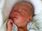 Tobiáš Páleník, Prostějov, narozen 24. února, 49 cm, 2900 g