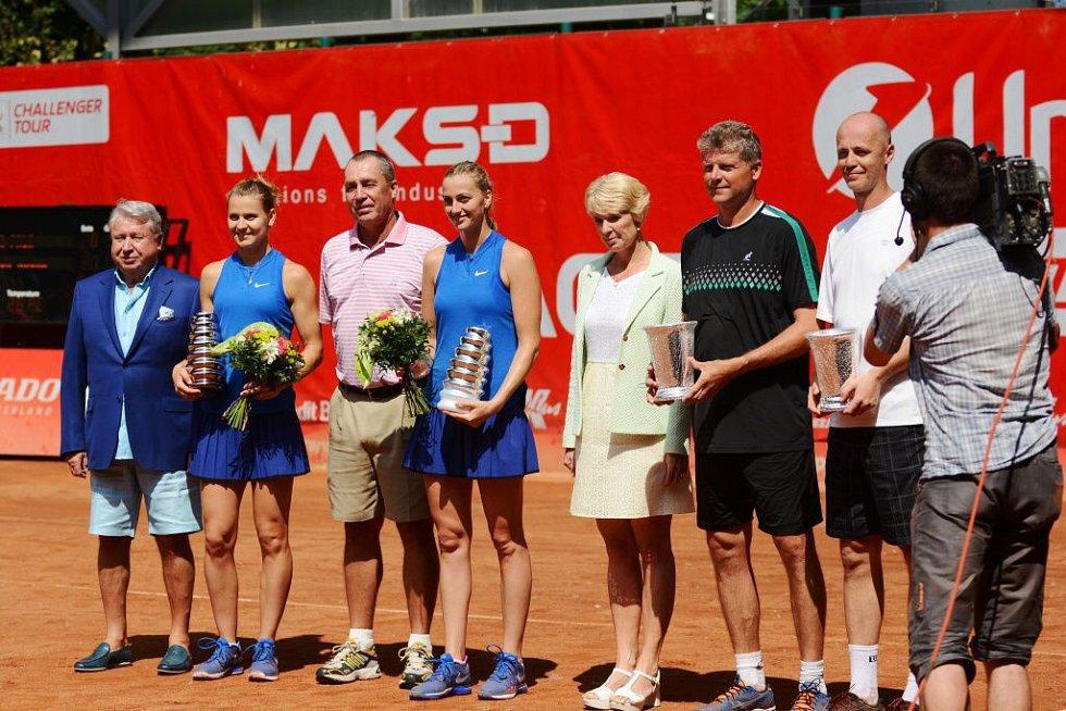 Exhibice Czech Open v Prostějově