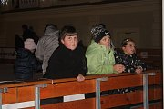 Diskotéka na kluzišti v Prostějově