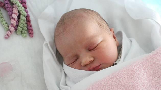 Adéla Ambrožová, Prostějov, narozena 2. května 2019 v Prostějově, míra 49 cm, váha 3200 g