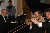Originální pražský synkopický orchestr - koncert na plumlovském zámku v nově opraveném sále ve čtvrtém podlaží - 18. 5. 2019