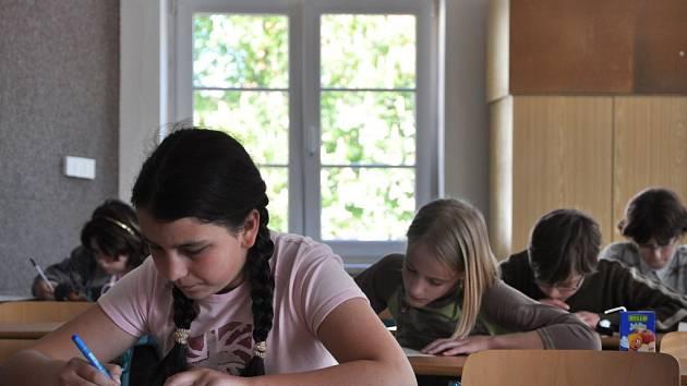 Přijímačky na Cyrilometodějském gymnáziu v Prostějově