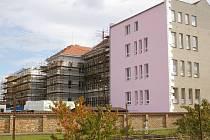 Zateplování školy v Němčicích nad Hanou