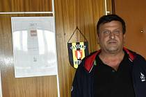 Pavel Tihelka je předsedou představenstva Agrodružstva Tištín