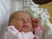 Ellen Slouková, Rozstání, narozena 31. května ve Vyškově, míra 50 cm, váha 3400 g