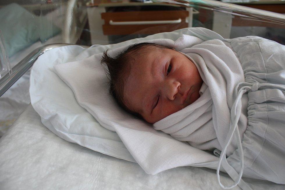 Vanesa Drnovská, Prostějov, narozena 29. července 2019 v Prostějově, míra 52 cm, váha 4000 g