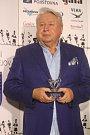 Slavnostní předávání cen Sportovec města Prostějova v Hotel Tennis club Prostějov. (16.3.2018) Miroslav Černošek