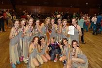 Úspěšní tanečníci studia Free dance