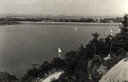 Přehrada byla poprvé naplněna vodou v roce 1933, ke kolaudaci došlo v červenci 1936.