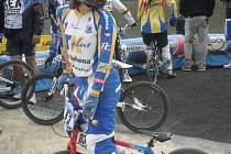 Jana Horáková v treninku