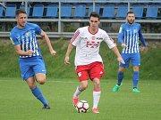 1. SK Prostějov – TJ Valašské Meziříčí 4:1 (0:1). Miroslav Gregáň (Valašské Meziříčí)