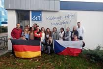 Projektový pobyt v německých Brémách