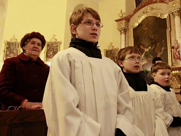 Vánoce a Nový rok na Prostějovsku