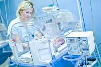 Přes 400 miminek přišlo na svět v prostějovské nemocnici za první pololetí tohoto roku