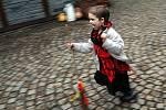 Slet čarodějnic na Běleckém mlýně
