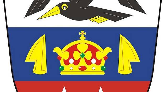 Vítězný znak Vranovic od heraldika Miroslava Pavlů