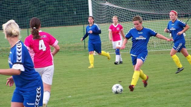 FC Kostelec na Hané proti Holešovu