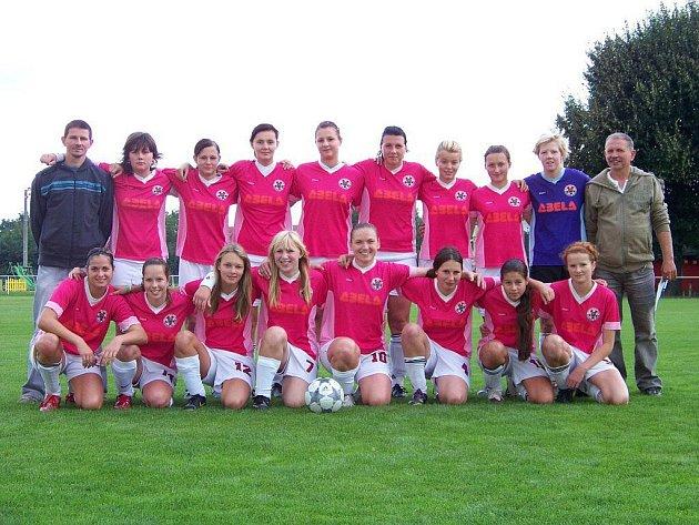 Ženský fotbalový tým FC Kostelec na Hané