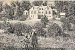 OCHOZSKÁ KYSELKA. V první polovině 20. století se v Ochozi nacházely lázně svatého Antoníčka. Léčivá voda byla vhodná při léčbě chudokrevnosti, poruch zažívacího ústrojí, ženských problémů i nechutenství. Pohlednice pochází z meziválečných let.