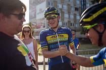 Cyklistická profi stáj TUFO-PARDUS Prostějov počítá úspěchy skončené sezony.