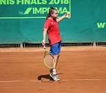 Mistrovství světa družstev do 14 let v tenisu, Prostějov. ¨Oldřich Vejšický