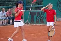 Tenisový šampionát družstev do 14 let v Prostějově