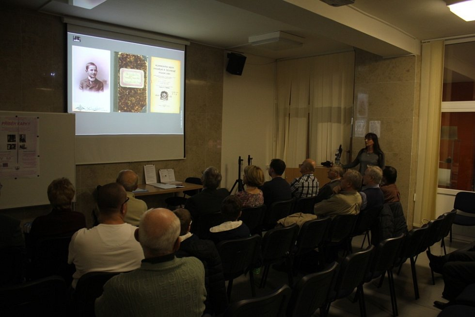 Výstava o Jaroslavu Heyrovském v Prostějově