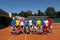 Společná fotka všech účastníků.