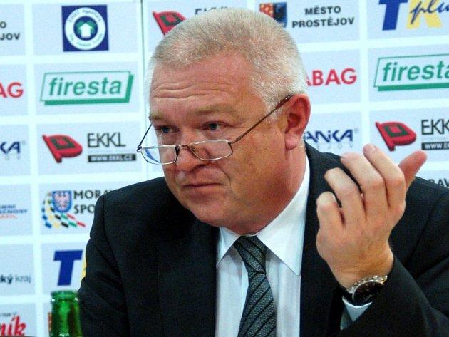 Bývalý prostějovský radní Jaroslav Faltýnek
