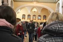 Komentované prohlídky prostějovských kostelů