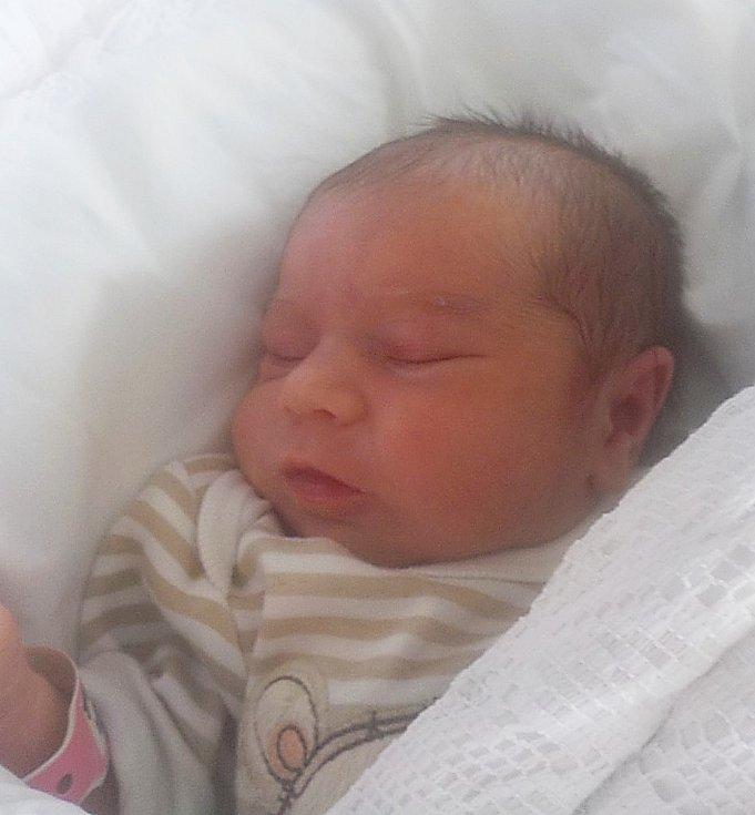 Vanesa Fexová, Dětkovice, narozena 26. března 2021 v Prostějově, míra 45 cm, váha 2550 g