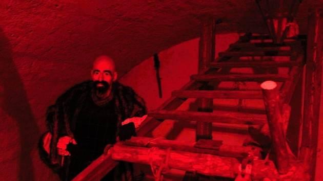 Mučírna v plumlovském zámku