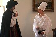 Pohádkové prohlídky na plumlovském zámku