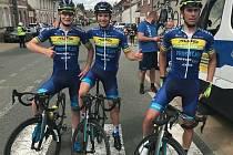 Prostějovští jezdci se prosadili v Brně i ve Francii
