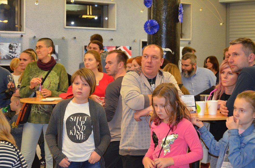 Akce na podporu boje proti rakovině prostaty v Prostějově