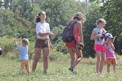 Poznávací a zábavný den pro děti ve Smržicích