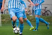 Fotbalisté Prostějova . Ilustrační foto